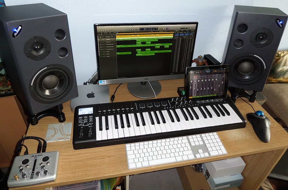 How To Create A Home Studio