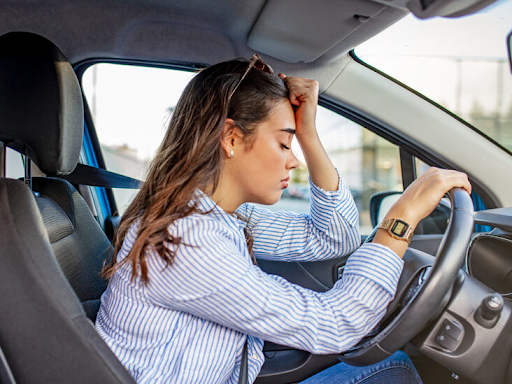 Stay Calm During Driving Test Nerves as It Impacts the Mental and Emotional State of Mind