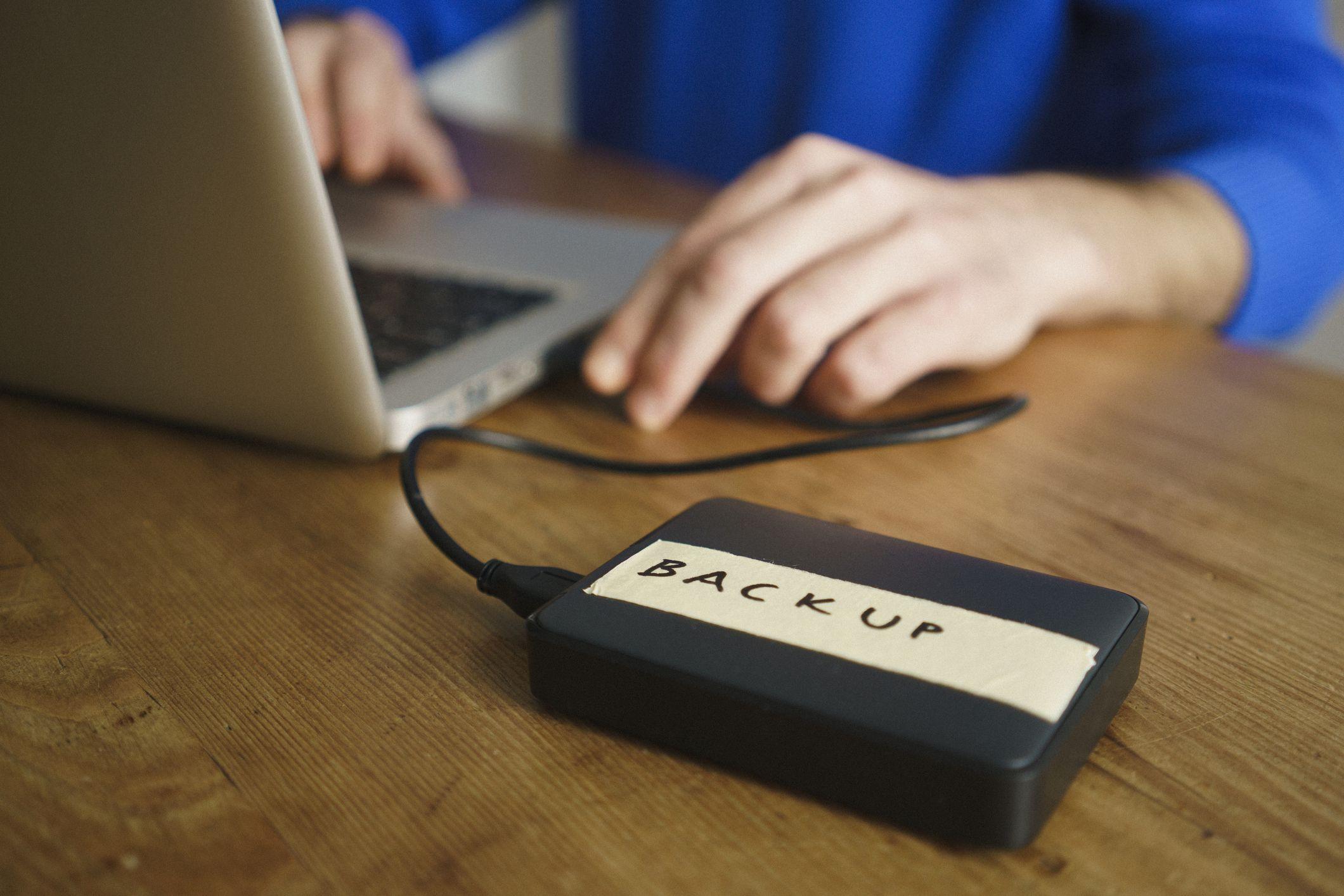 Various Ways Companies Can Take Data Backup