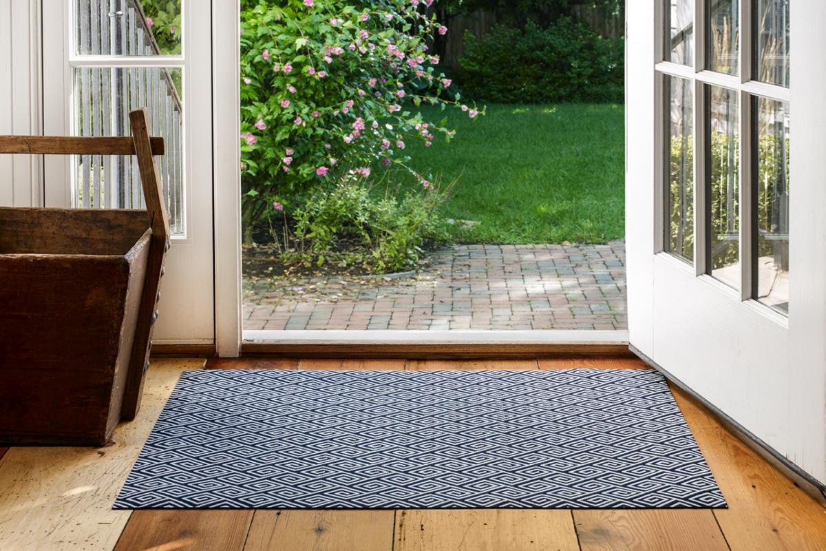 The Best Looking Trendy Door Mats for Modern Homes