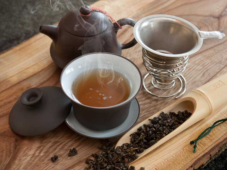 All That You Need to Know About Oolong Tea