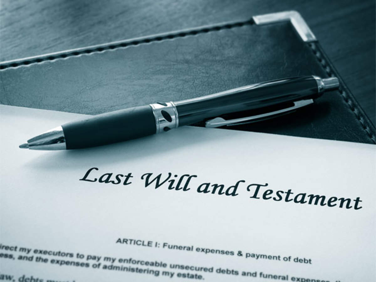 Remember the Important Inclusions to be Made in a Will